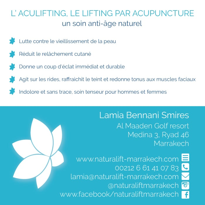 Aculifting : soin anti-age naturel